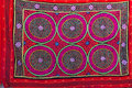 National nomadic carpet asian art Royalty Free Stock Photos