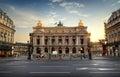 National Opera of Paris Royalty Free Stock Photo
