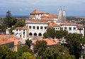 The National Palace in Sintra, Portugal Stock Photography