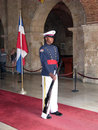 National Pantheon Honor Guard Stock Photography