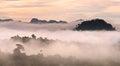 National Park dam Ratchaprapha dam ,Thailand Stock Photography