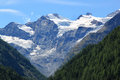 National Park Gran Paradiso, Cogne, Italy Royalty Free Stock Photo