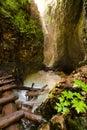 National park  - Slovak paradise, Slovakia