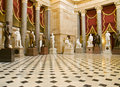 National Statuary Hall Royalty Free Stock Photo