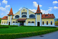 National Stud Farm, Topolcianky, Slovakia.