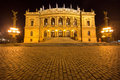 The National Theater  in Prague Royalty Free Stock Photo