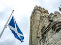 The National Wallace Monument, Stirling, Scotland Royalty Free Stock Photo
