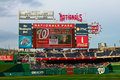 Nationals Park Washington, DC Stock Photos