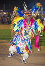 Native american barona california aug man takes part at the barona rd annual barona powwow in california on august pow wow is Royalty Free Stock Photography