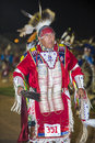 Native american barona california aug man takes part at the barona rd annual barona powwow in california on august pow wow is Royalty Free Stock Photos