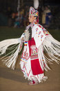 Native american barona california aug woman takes part at the barona rd annual barona powwow in california on august pow wow is Royalty Free Stock Photography