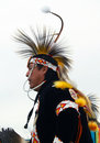 Native American Dancer #15 Royalty Free Stock Photography