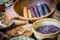 Native American Food  Market Royalty Free Stock Photo