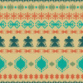 Native American Indian seamless pattern ethnic traditional geometric art with retro vintage design elements and arrows Aztec Inca Royalty Free Stock Photo