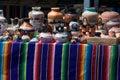 Native american pottery Royalty Free Stock Photo