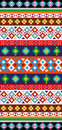 Native aztec pattern vector background with abstract seamless background Royalty Free Stock Photos
