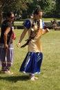 Native Powwow Editorial Image Series Royalty Free Stock Photo
