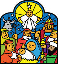 Nativity  Royalty Free Stock Photography
