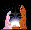 Nativity Royalty Free Stock Photo