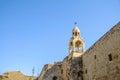 Nativity church, Bethlehem, Palestine, Royalty Free Stock Photo