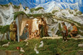Nativity scene Royalty Free Stock Photography