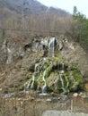 Natura cascada biger romania wather fall Stock Photography