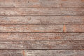 Natural background of wooden boards old in horizontal orientation Stock Images