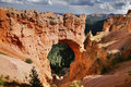 Natural Bridge in Bryce Canyon National Park Royalty Free Stock Images