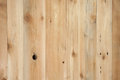 Natural cedar planks or boards of wood Royalty Free Stock Photography