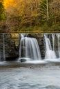 Natural Dam Royalty Free Stock Photo