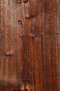 Natural details of sun dried wood a years old barn Royalty Free Stock Photography