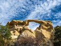 Graceful Arch Royalty Free Stock Photo