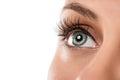 Mujer ojo