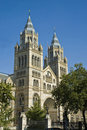 Natural History Museum at London Royalty Free Stock Images