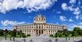 Natural History Museum,Vienna ,Austria Royalty Free Stock Photo