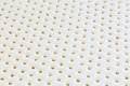 Natural latex background texture of layer used in organic mattress Royalty Free Stock Photo