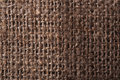 Natural linen texture Stock Image