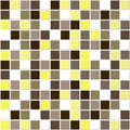 Natural mosaic tiles Royalty Free Stock Photography