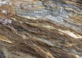 Natural rock background. Sedimentary rock layers Royalty Free Stock Photo