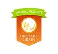 Natural Organic Grain Royalty Free Stock Photo