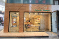 Natural and organic shop in Seoul, South Korea Royalty Free Stock Photo