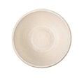 Natural plant fiber food bowl. Royalty Free Stock Photo