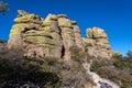 Natural Rock Formations Royalty Free Stock Photo