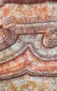 Natural rock pattern texture close up Stock Photography