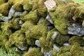 Natural stone masonry Royalty Free Stock Photo
