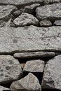 Natural stone wall Royalty Free Stock Photo