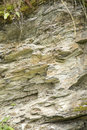 Natural stratified stone background Royalty Free Stock Photo