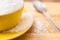 Natural sweetener sorbitol Royalty Free Stock Photo