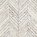 Natural wooden background herringbone, white grunge parquet flooring Royalty Free Stock Photo