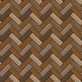 Natural wooden parquet texture. Seamless pattern eps10